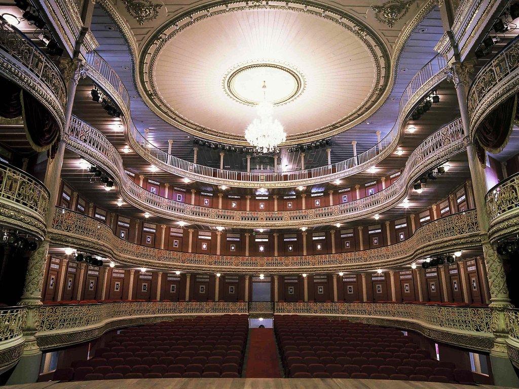 Teatro de Santa Isabel, 2008.