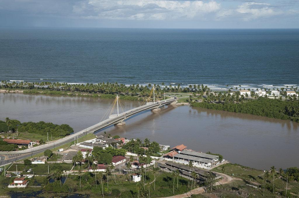 Ponte da Praia do Paiva, Jaboatão dos Guararapes, PE.