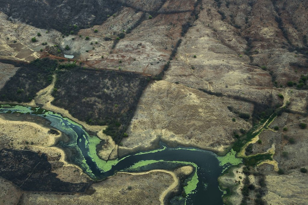 Bacia do Rio Piranhas Açú. RN PB