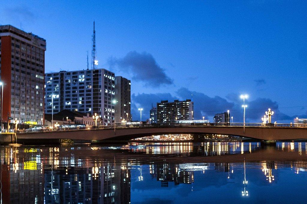 Rio Capibaribe Ponte Duarte Coelho # 2011