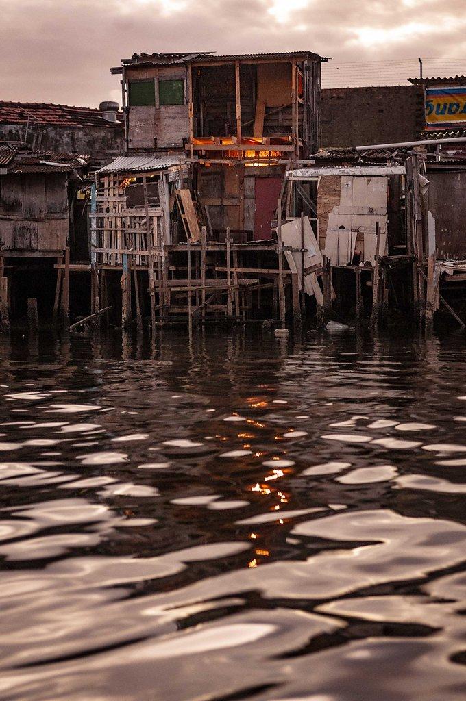 Rio Capibaribe Favela do Papelão # 2011