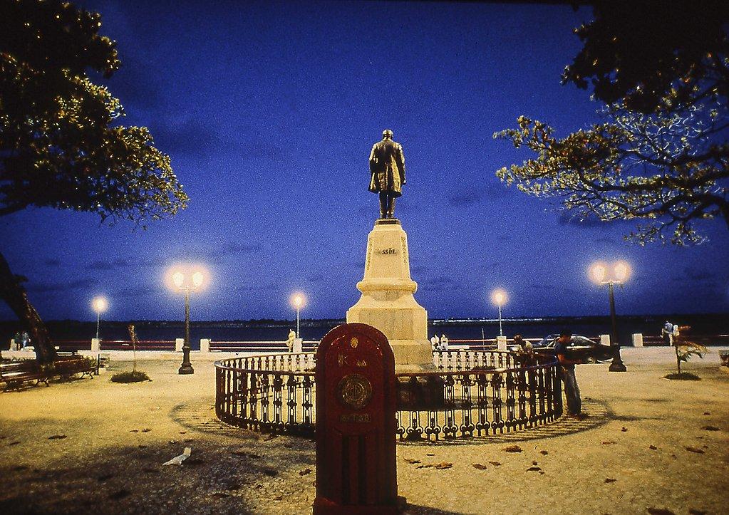 Pra Rio Branco Bairro do Recife # 1989