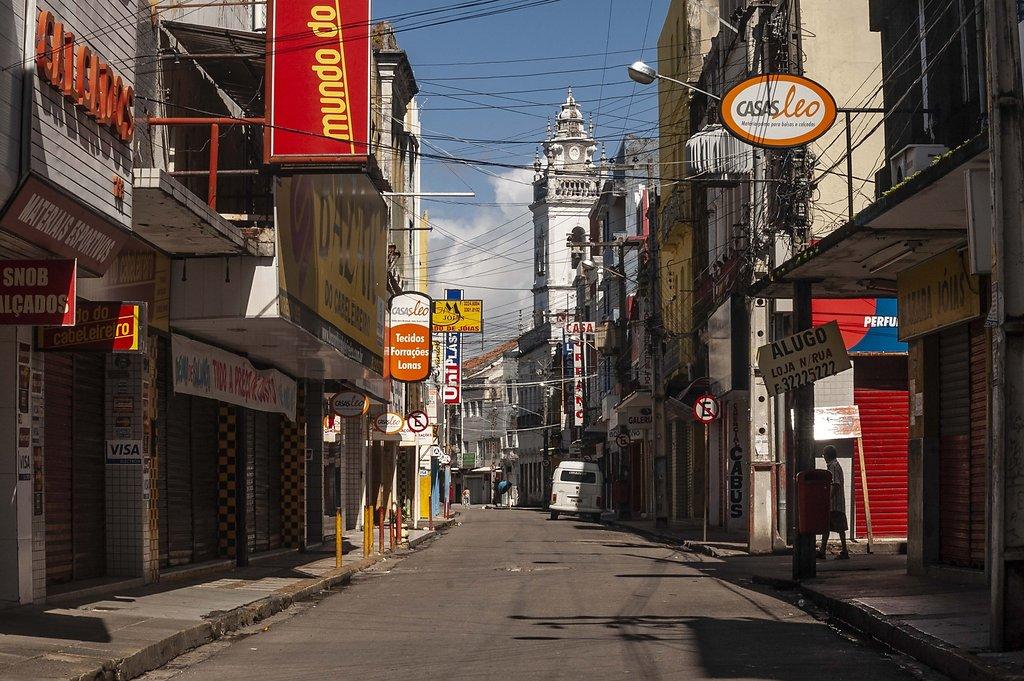 Rua Direita  São José #  2007