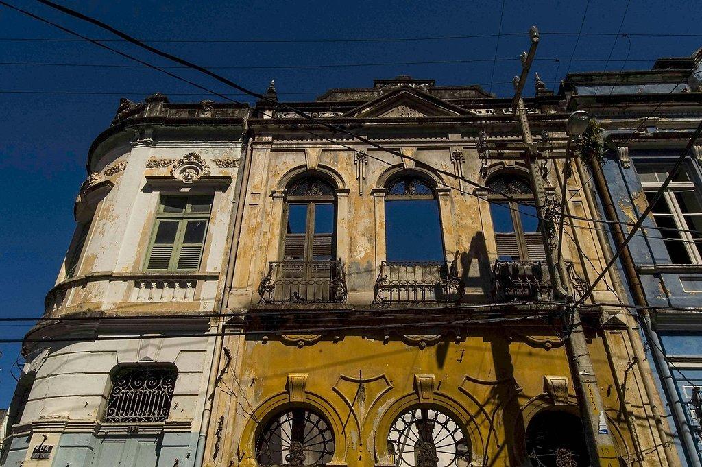 Rua Vigário Tenório Bairro do Recife # 2007