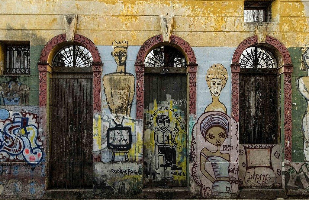 Rua Tomazina Bairro do Recife # 2007