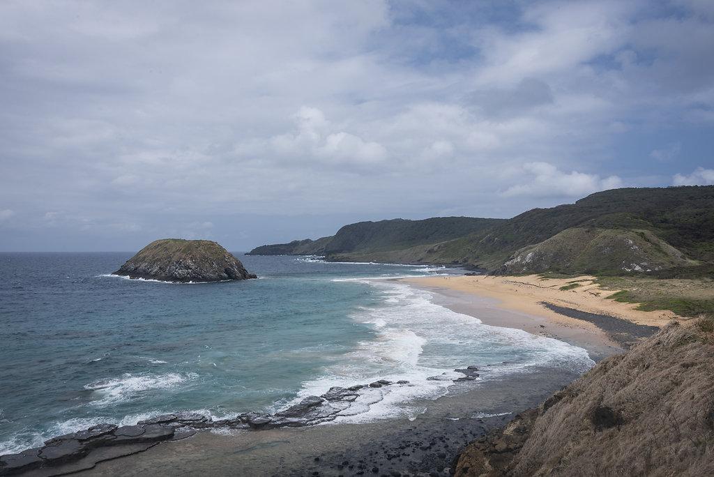 Praia do Leão - Mar de Fora
